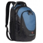 Spy Camera Laptop Backpack DVR Built inside 720P 32GB Motion Detection(COLOR BLUE Two Camera One In The back and One By Side)